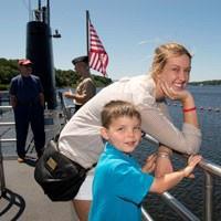Submarine Force Museum & USS Nautilus